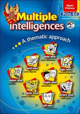 Multiple Intelligences: Upper Primary Book: A Thematic Approach (Paperback)