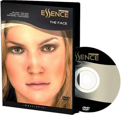 Creative Essence - the Face: Modeling and Texturing (DVD video)