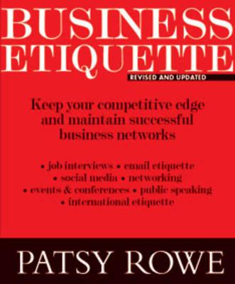 Business Etiquette (Paperback)