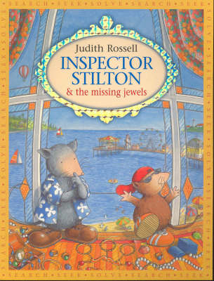 Inspector Stilton and the Missing Jewels: Little Hare Books (Paperback)