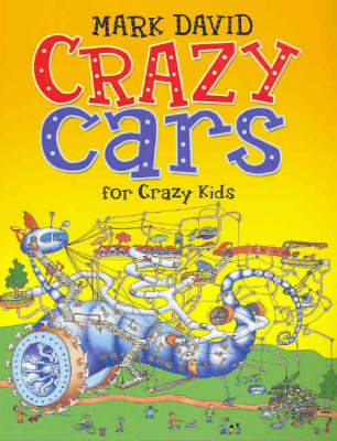 Crazy Cars: Little Hare Books (Paperback)