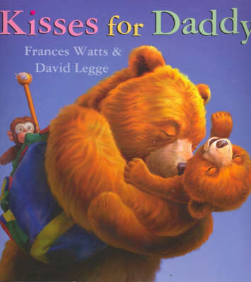 Kisses for Daddy (Paperback)
