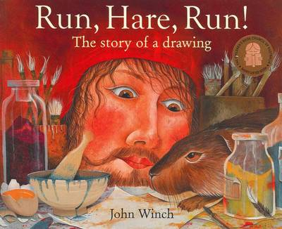 Run, Hare, Run!: The Story of a Drawing (Paperback)