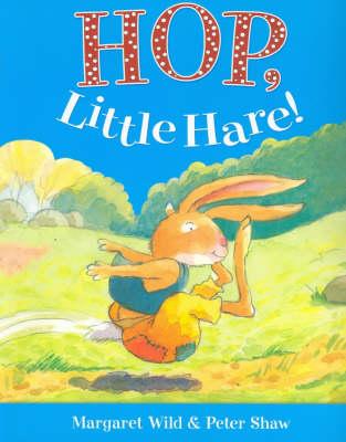 Hop, Little Hare! (Paperback)
