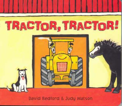 Tractor, Tractor (Board book)