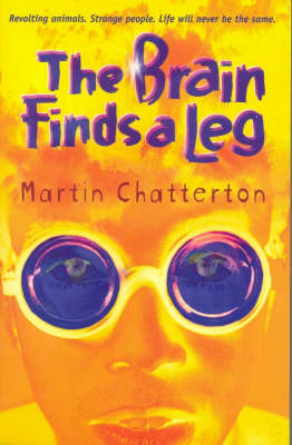 The Brain Finds a Leg (Paperback)