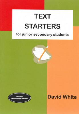 Text Starters (Paperback)