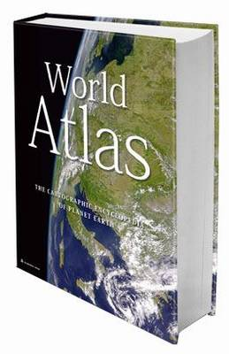 World Atlas: The Cartographic Encyclopedia of Planet Earth (Hardback)