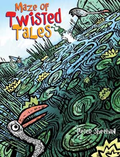 Maze of Twisted Tales: Little Hare Books (Paperback)