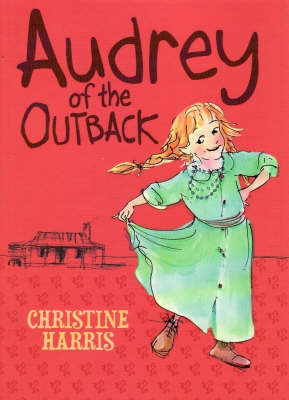 Audrey of the Outback: Little Hare Books - Audrey (Paperback)