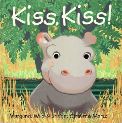 Kiss Kiss! (Board book)