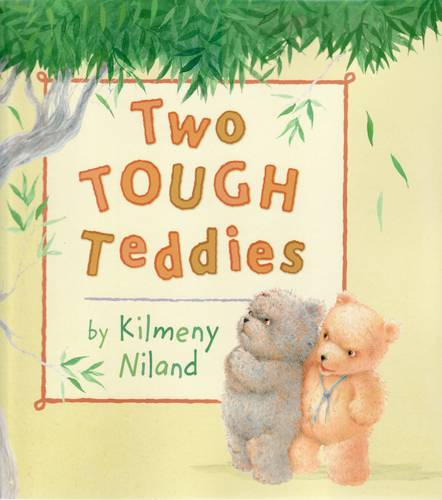 Two Tough Teddies: Little Hare Books (Paperback)