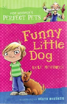 Funny Little Dog - Pop Hooper's Perfect Pets (Paperback)