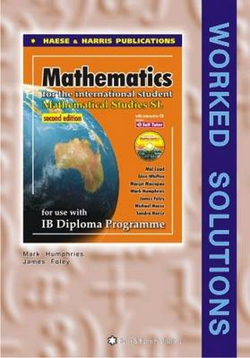 Mathematics for the International Student : Mathematical Studies: Worked Solutions (Paperback)