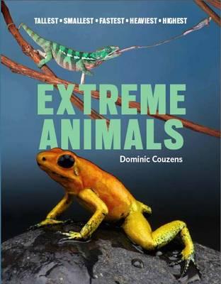 Extreme Animals (Hardback)