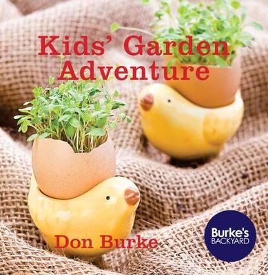Kids Garden Adventure (Hardback)