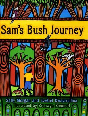 Sam's Bush Journey: Little Hare Books (Hardback)
