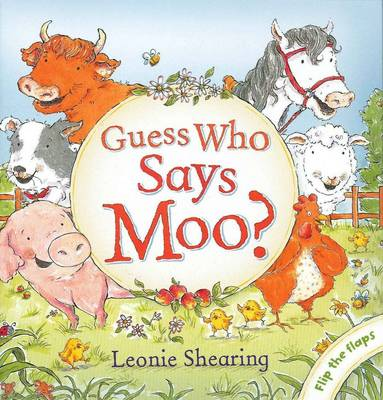 Guess Who Says Moo?: My Little Book of Riddles (Hardback)