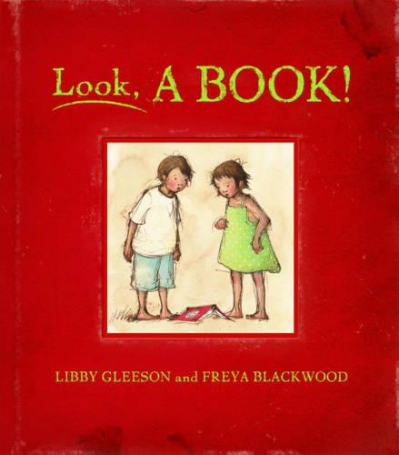 Look, a Book!: Little Hare Books (Hardback)