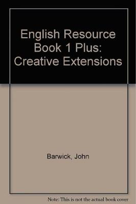 English Resource Book 1 Plus: Creative Extensions (Paperback)