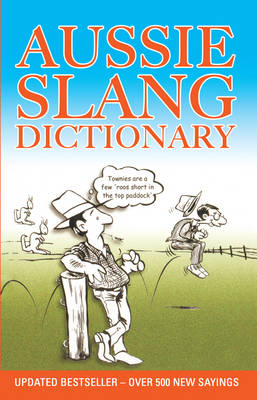 Aussie Slang Dictionary (Paperback)