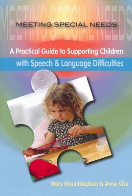 Meeting Special Needs: Speech and Language Difficulties (Paperback)