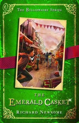 Emerald Casket, The: The Billionaire's Curse Trilogy Book Ii (Paperback)