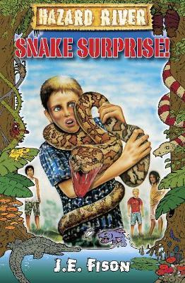 Snake Surprise! (Paperback)