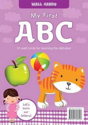 My First ABC Wall Cards (Paperback)