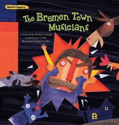 The Bremen Town Musicians - World Classics (Paperback)