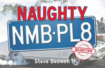 Naughty Number Plates (Paperback)