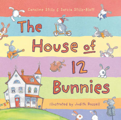 The House of 12 Bunnies (Paperback)