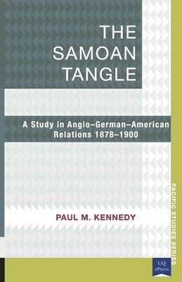 The Samoan Tangle - Pacific Studies (Paperback)