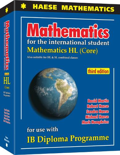 Mathematics for the International Student: Mathematics HL CORE (3rd Edition) (Paperback)