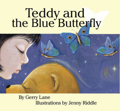 Teddy and the Blue Butterfly (Hardback)
