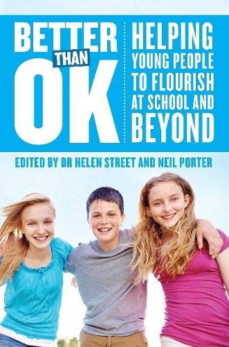 Better Than OK: Helping Young People to Flourish (Paperback)