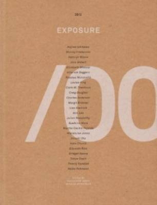Exposure Design Research 2012 (Paperback)