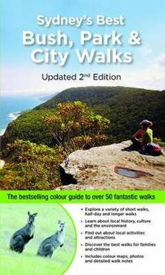 Sydney's Best Bush Park & City Walks Updated - WOODSLANE WALKING GUIDES (Paperback)