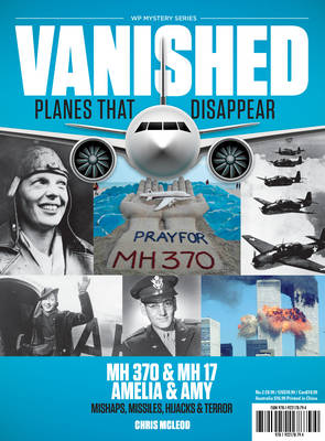 Vanished: Planes that Disappear (Paperback)