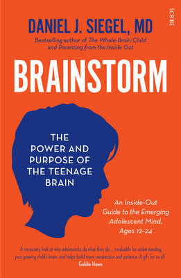Brainstorm: the power and purpose of the teenage brain (Paperback)