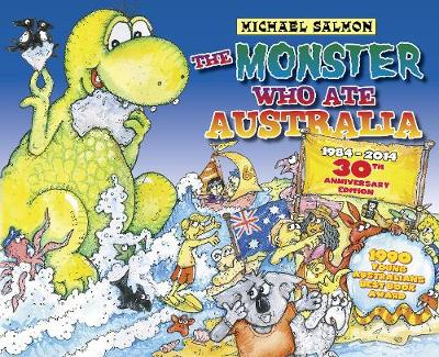 The Monster Who Ate Australia (Hardback)
