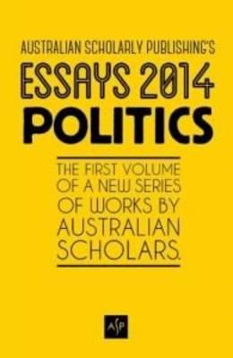 Essays 2014 Politics (Paperback)