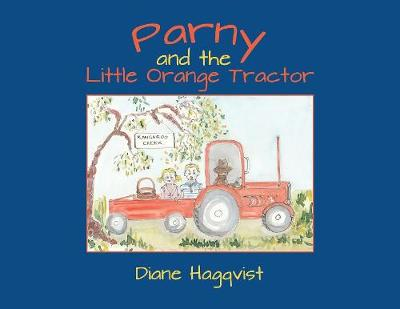 Parny and the Little Orange Tractor (Paperback)