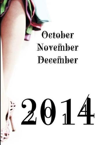 October November December 2014 - Compendium (Paperback)