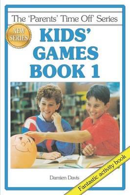 Kids' Games Book 1 (Paperback)