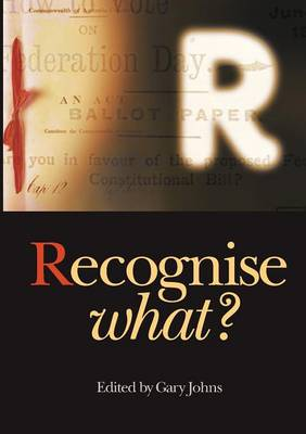 Recognize What? (Paperback)