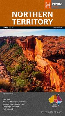 Northern Territory State 2015: HEMA.3.06L (Sheet map, folded)