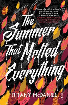 The Summer That Melted Everything (Hardback)