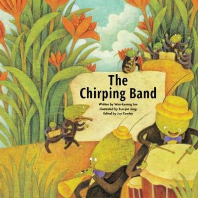 The Chirping Band: Determination - Growing Strong (Paperback)