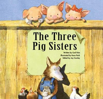 The Three Pig Sisters: Teamwork - Growing Strong (Paperback)
